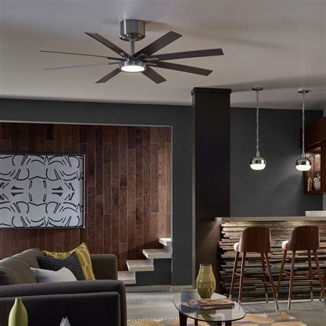 space ceiling fan modern ceiling fans for every of space design