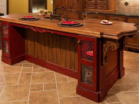 New Jersey Kitchen Cabinets by Countertop Materials New Jersey Wood Countertops