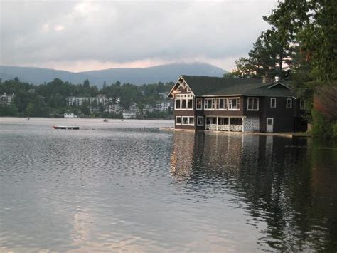 lake placid boat house the boathouse restaurant picture of boat house restaurant at lake placid club lake