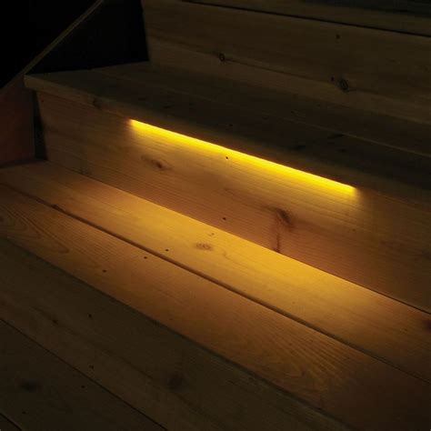 led light strips for stairs 17 best images about step lights on light led monaco and led