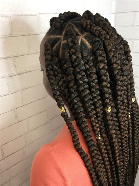 how to do triangle parts for hair braiding large waist length box braids w triangle parts sadesapphire