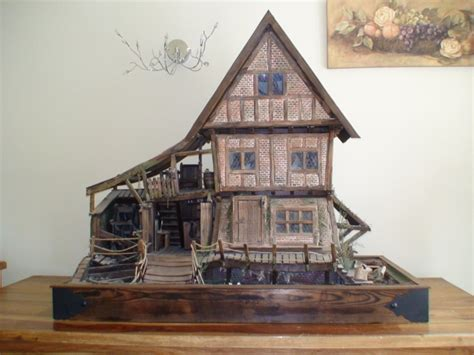 collectors doll houses for sale collectors hand made tudor style saalt dolls
