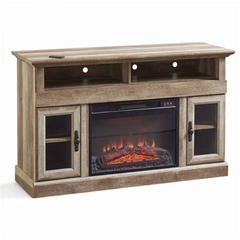 rustic electric fireplace 1000 ideas about rustic entertainment centers on