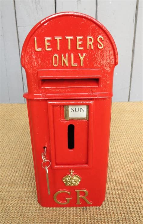 Letter Boxes For Sale george 5th hovis top pole mounted post box post box