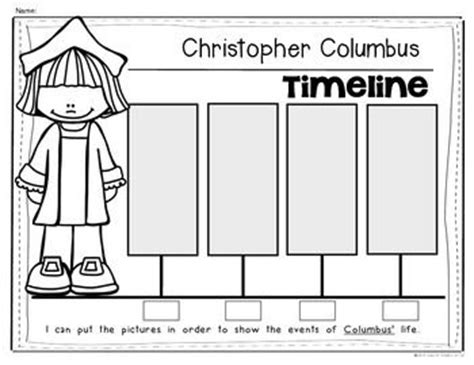christopher columbus printable biography 17 best images about columbus day on pinterest songs for
