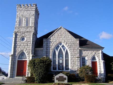 churches in nc