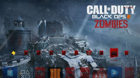 themes ps4 black ops 3 how to download der eisendrache theme on ps4 black ops 3