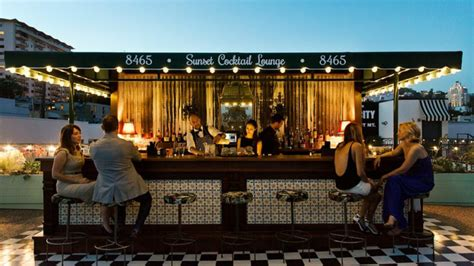top bars in hollywood above the smog 17 best rooftop bars in los angeles
