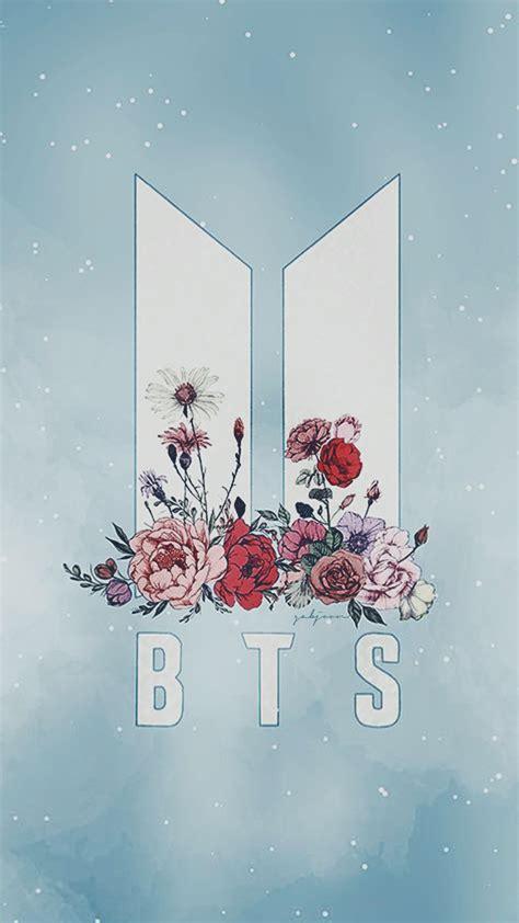 bts symbol wallpaper logo bts 2017 wallpapers pinterest bts wallpaper