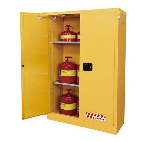 self closing flammable cabinet flammables storage cabinet requirements cabinets matttroy