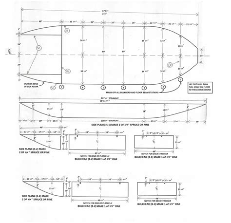 boat hull dimensions 1 building the hull paddle wheel boat