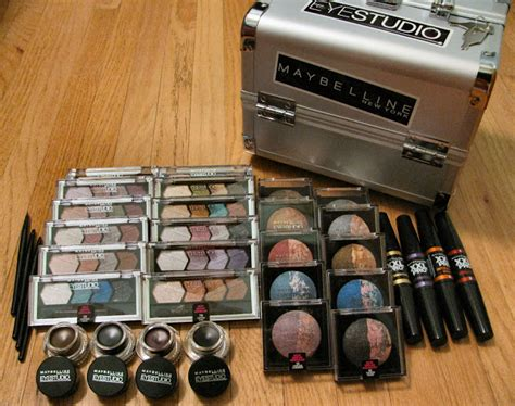 Makeup Kit Maybelline win your own maybelline eyestudio makeup kit canadian