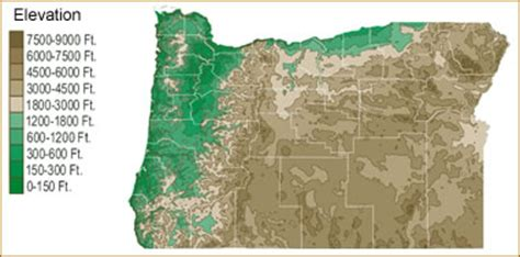 map of oregon lakes and rivers map of oregon lakes streams and rivers