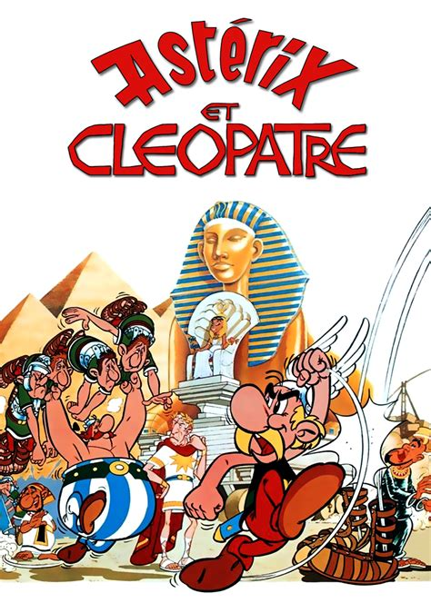 astrix y cleopatra asterix and cleopatra movie fanart fanart tv