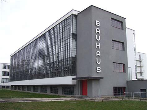 Das Bauhaus Walter Gropius by Capire Il Design Xx Secolo Con Un Po Di Storia