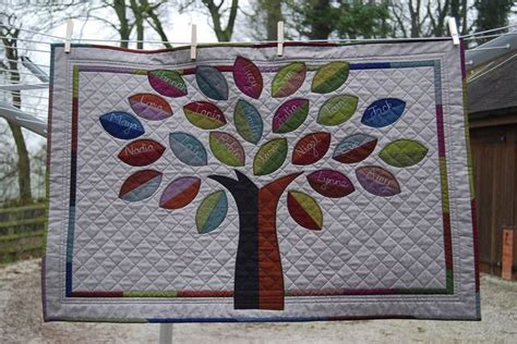 Family Quilts Ideas by Best 25 Family Tree Quilt Ideas That You Will Like On