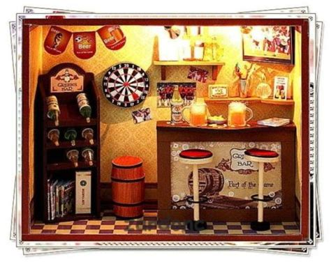 doll house bar 1000 images about zd doll house man cave on pinterest miniature pub signs and bar