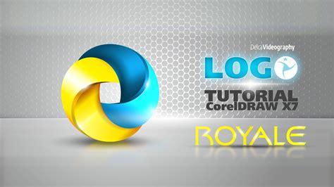 tutorial logo windows corel avanzado tutorial 30 corel draw x7 logo 3d profesional