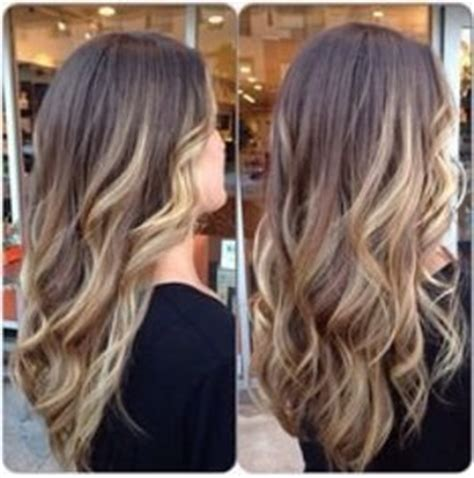 whats the difference between highlights and frosted brown hair balayage ombre
