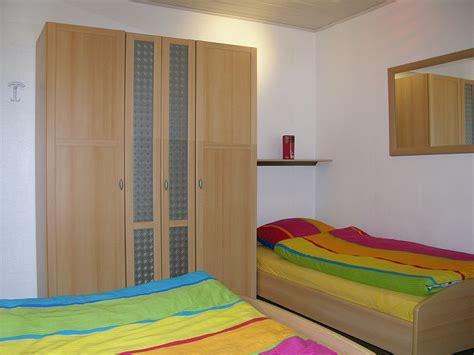 schlafzimmer einzelbett ferienwohnung de koog texel app b texel de koog