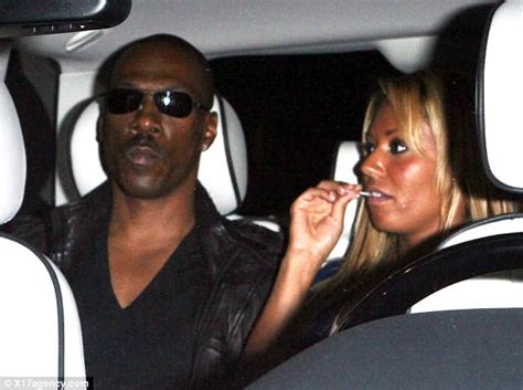 Mel B To Take Eddie To Court by Eddie Murphy Not Interested In Seeing He Had