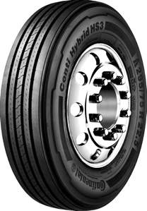 Commercial Truck Tires Continental 295 75r22 5 Continental Hybrid Hs3 Commercial Truck Tire
