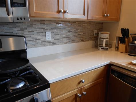 quartz countertops and backsplash one quartz countertops - Quartz Backsplash