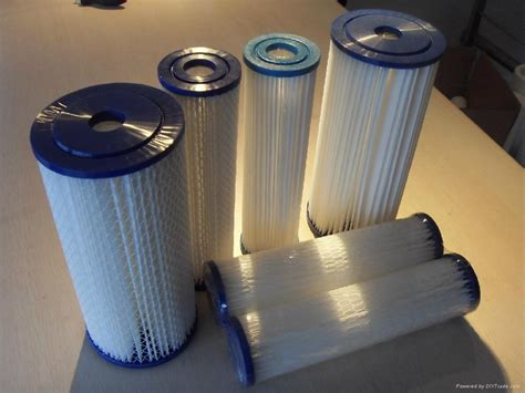 How To Make Filter Paper At Home - polyester cellulose pleated filters paper water filter