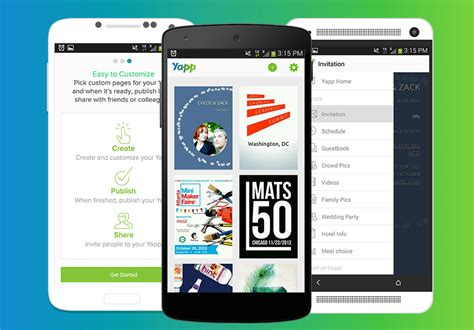 new android update product update a new look for android yapp