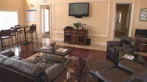 Fort Campbell Housing Floor Plans by Marne Point Apartments Community Center Youtube