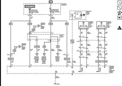 95 gmc airbag wiring diagram get free image about wiring diagram