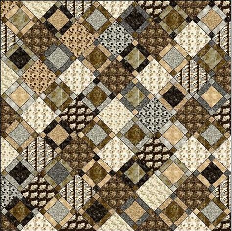 Japanese Taupe Quilts by Japanese Taupe Free