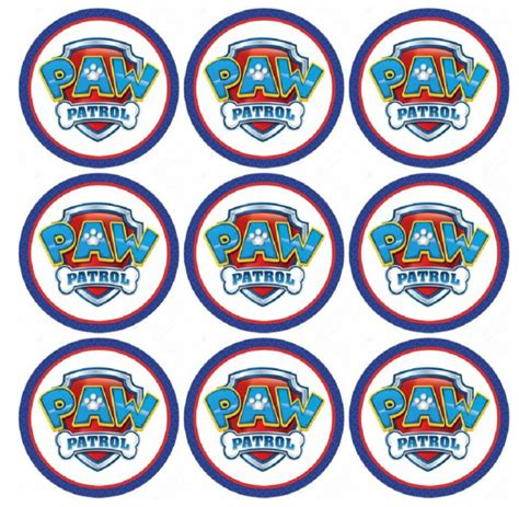 printable paw patrol paw patrol free printable kit oh my fiesta in english