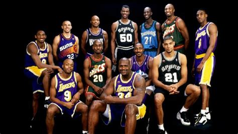 How Many Players In Mba Team by Nba All 2014 Best All Teams