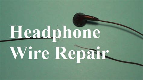Stabilo 4 All Inner Box Black how to repair headphone wires