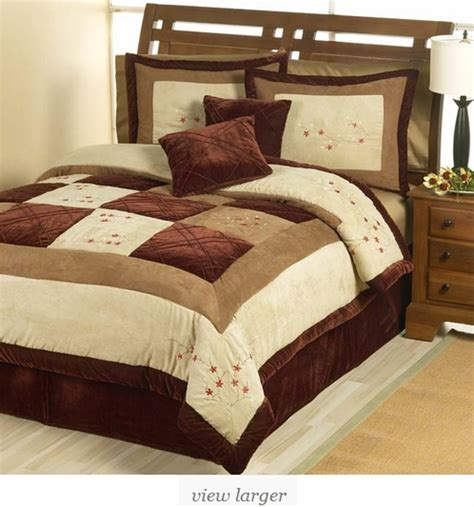 mayfair bedding mayfair 6pc bed in a bag comforter set only 49 99