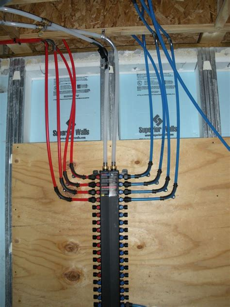 Pex Plumbing Systems by Best 25 Pex Plumbing Ideas On