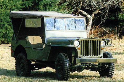 1940 Willys Jeep Willys G P Wwii Jeep 1940 Picture Gallery Motorbase