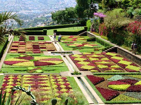 Madeira Botanical Gardens Madeira Botanical Garden Jardim Botanico In Funchal