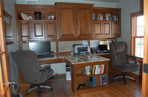 Custom Home Office Desk Custom Home Office Custom Desk Office Furniture Office Cabinets Appleton Green Bay