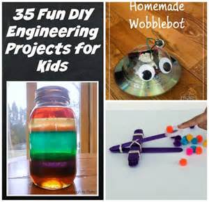 Diy Engineering Projects by 35 Fun Diy Engineering Projects For Kids