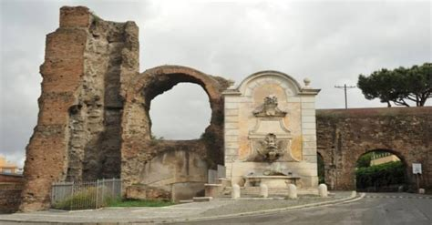 porta furba quadraro fonteinen archieven rome hotels en bezienswaardigheden