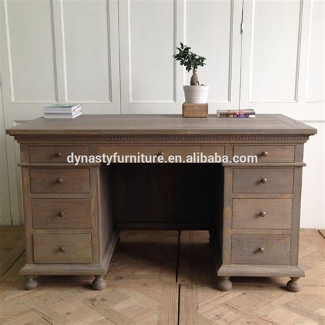 elm office desk high quality principal office furniture elm wood office