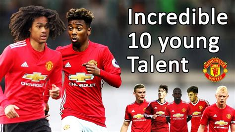 manchester united official 2018 1785494481 top 10 young players at manchester united 2018 youtube