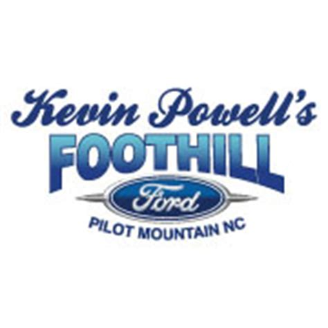 kevin powell ford kevin powell s foothill ford in pilot mountain nc 27041