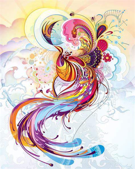 phoenix tattoo abstract portfolio abstract phoenix