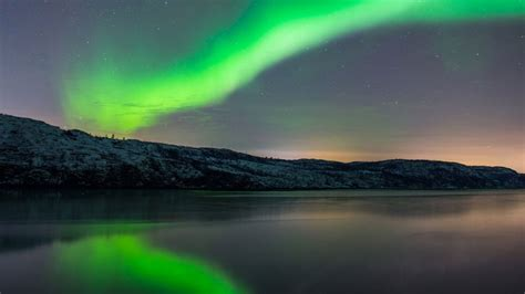 What Are The Southern Lights Called by A Spectacular Display Of The Northern Lights Al Jazeera
