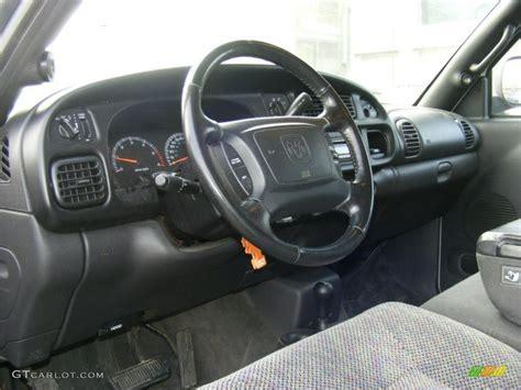 2001 dodge ram 1500 interior agate interior 2001 dodge ram 1500 slt club cab 4x4 photo