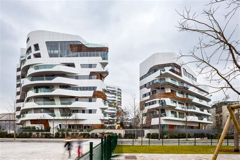 Mexico Architecture by Citylife Apartments Zaha Hadid Architects Archdaily
