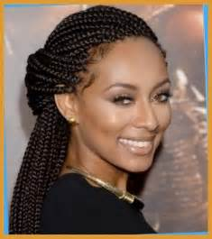 single plaits hairstyles 25 hottest braided hairstyles for black women head turning